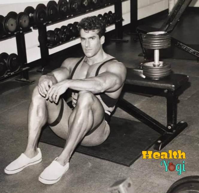 Bob Paris Exercise Routine