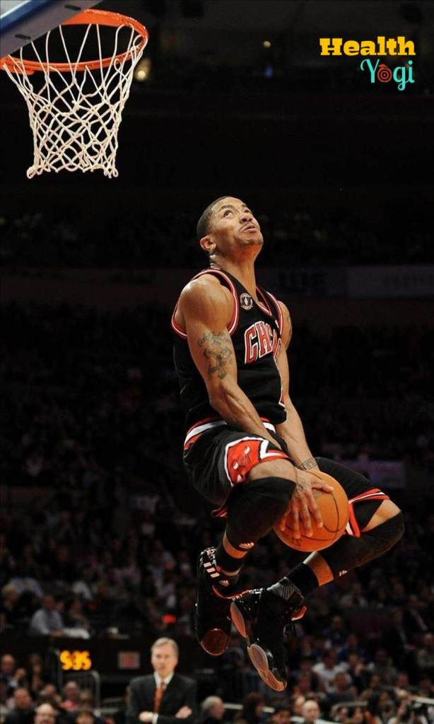 Derrick Rose Jump Workout