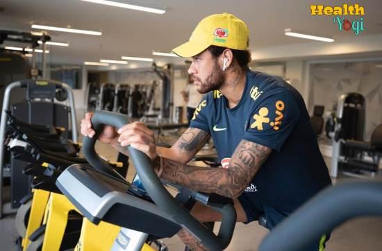 Neymar Cardio Workout