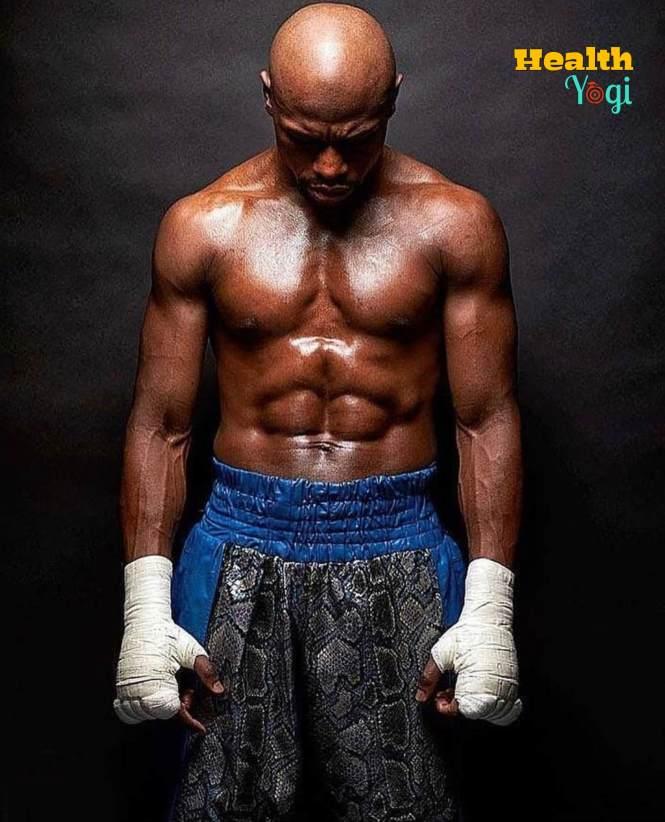 Floyd Mayweather Exercise Routine