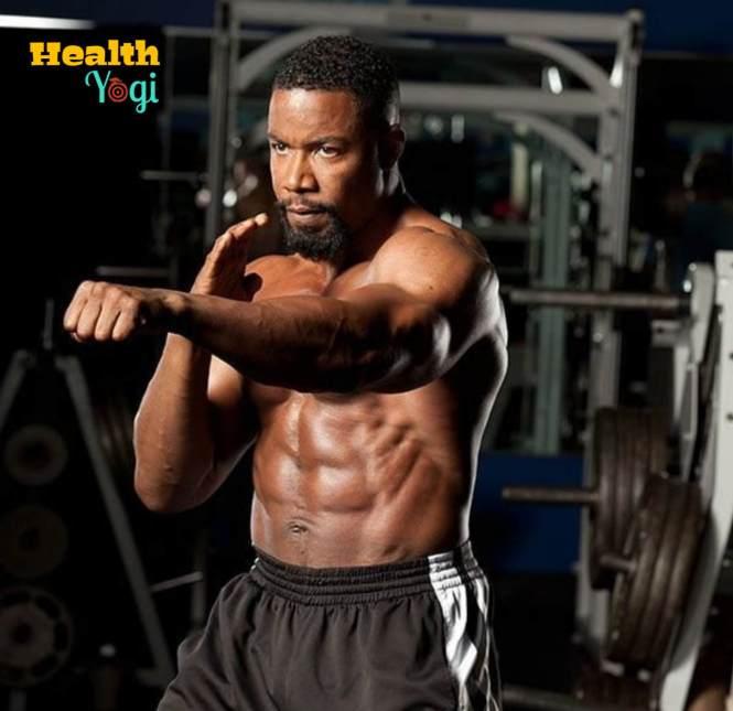 Michael Jai White Exercise Routine