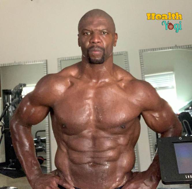 Terry Crews Exercise