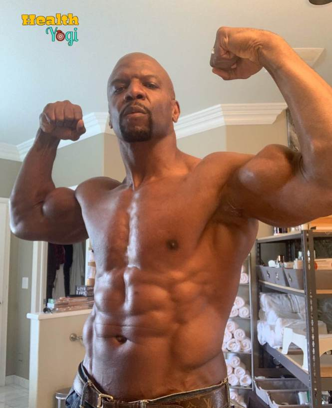 Terry Crews Abs