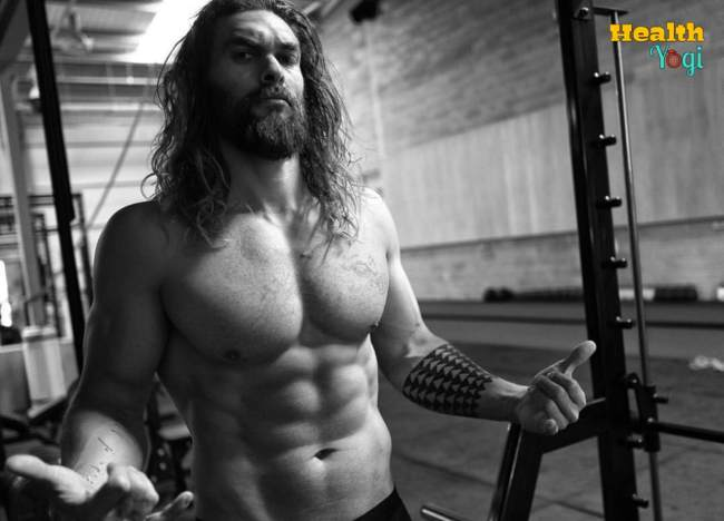 Jason Momoa Arm Workout