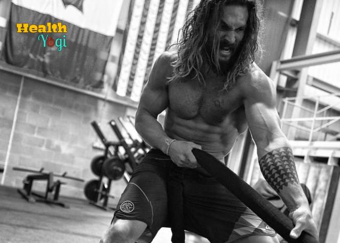 Jason Momoa gym routine