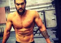 Jason Momoa Workout Routine and Diet Plan