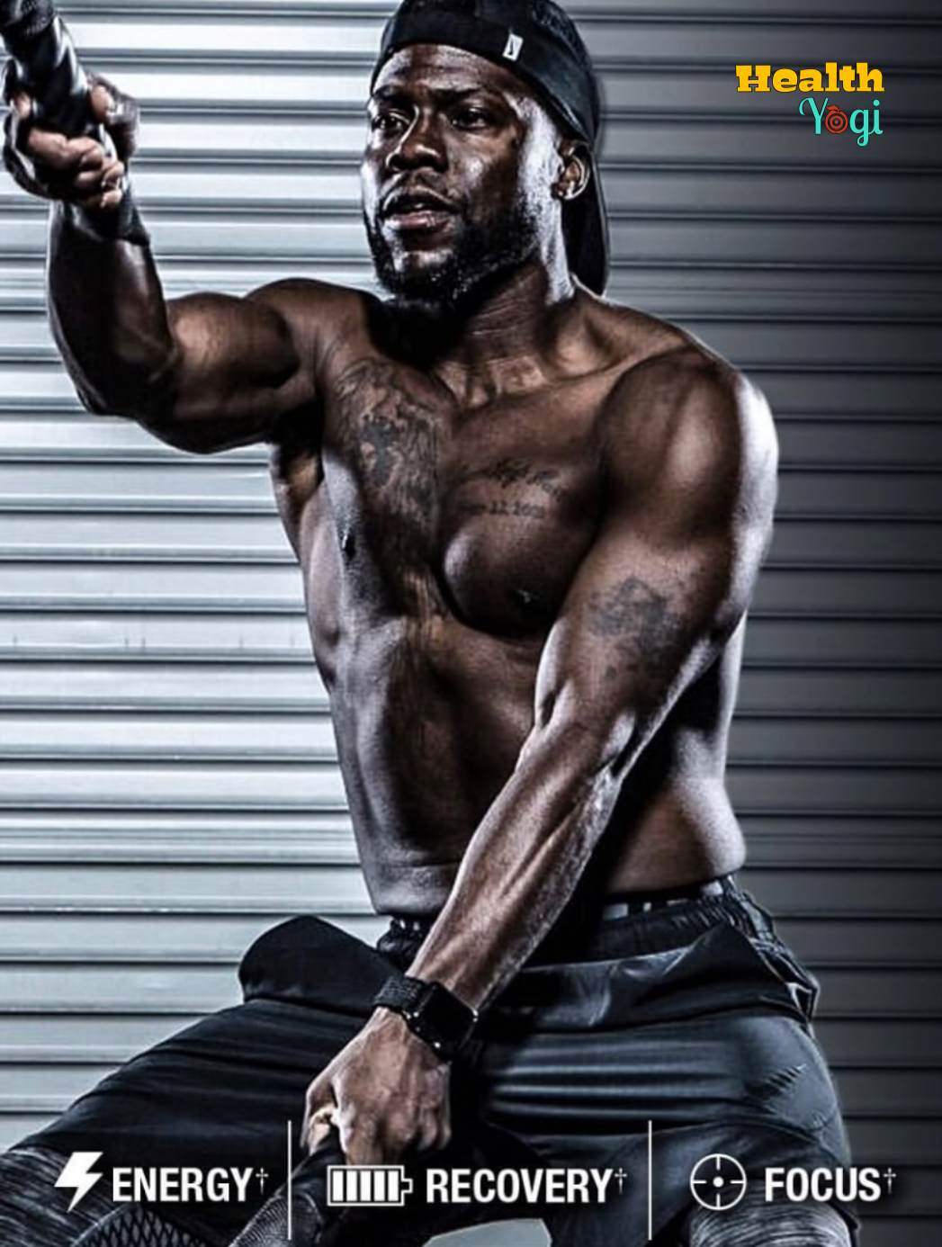 Kevin Hart Workout Routine and Diet Plan