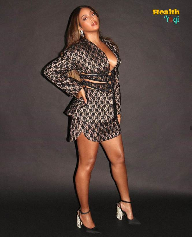 Beyonce Fit Body HD Photo