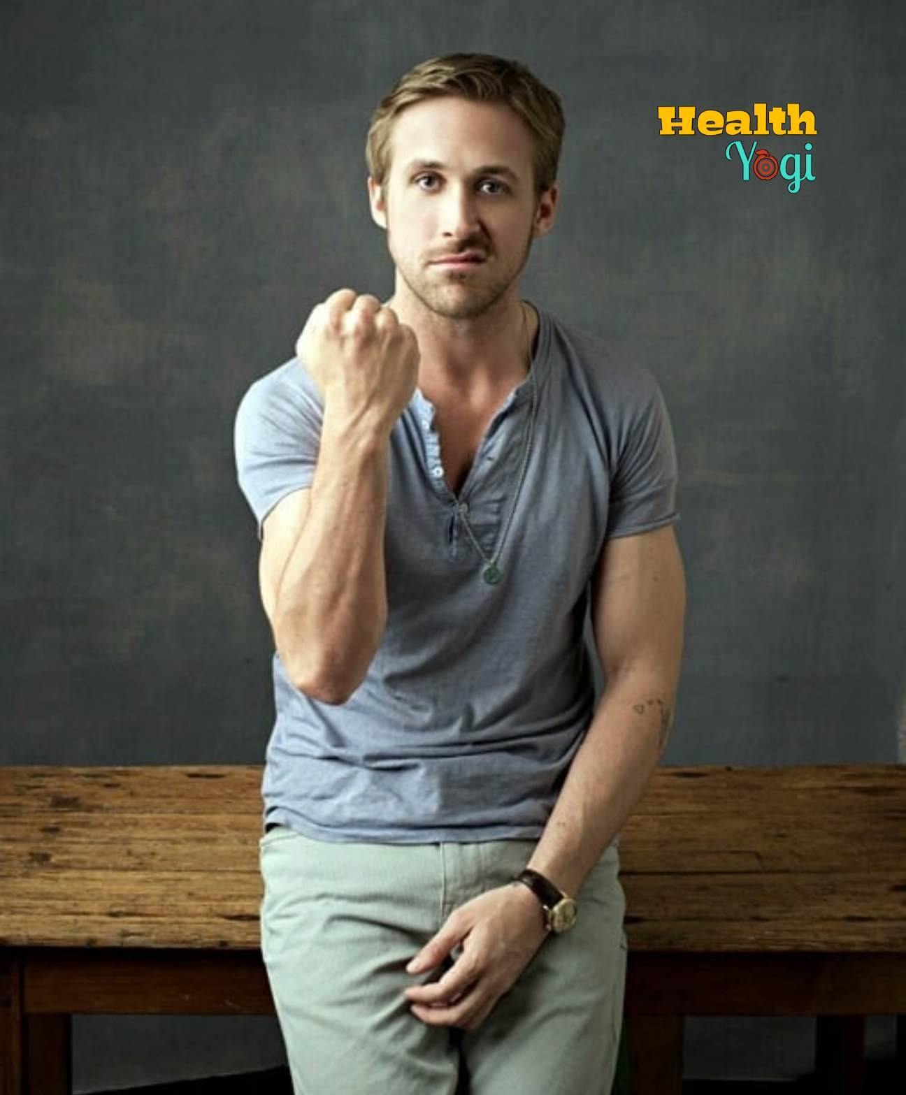 Ryan Gosling Workout Routine and Diet Plan