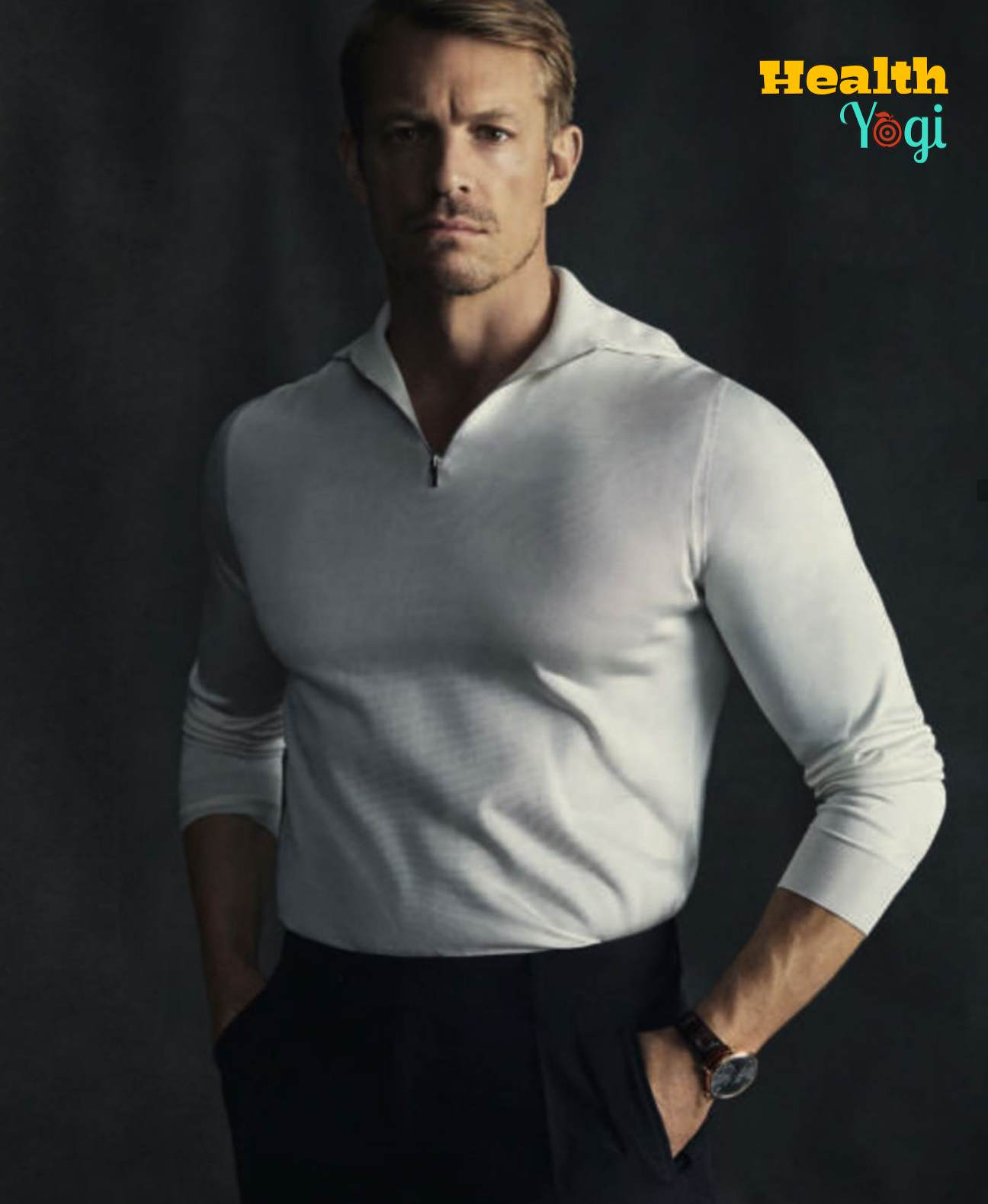 Joel Kinnaman Exercise and meal
