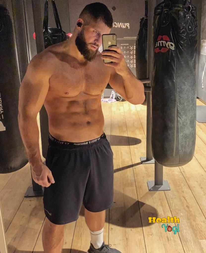 Florian Munteanu fitness