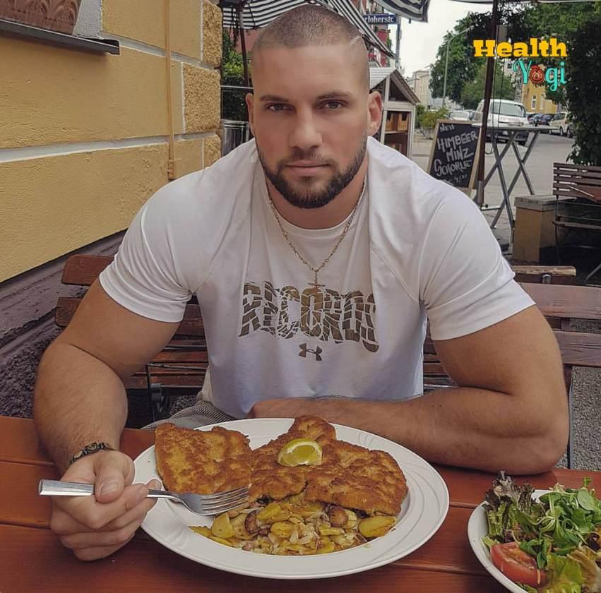 Florian Munteanu Diet Plan