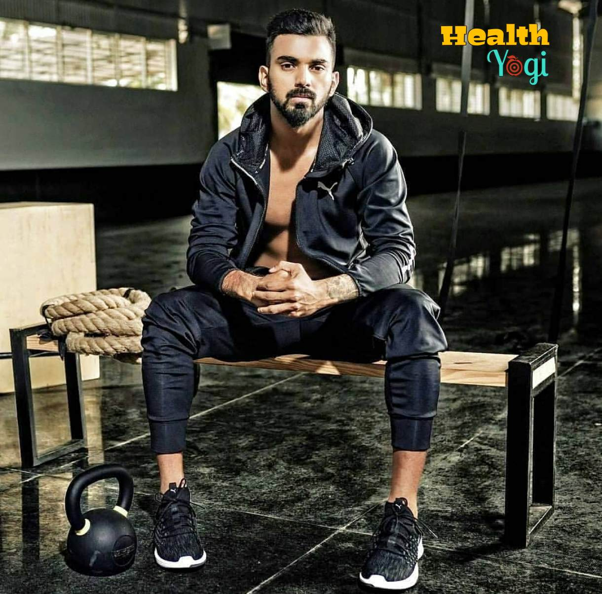 KL Rahul Workout Routine and Diet Plan