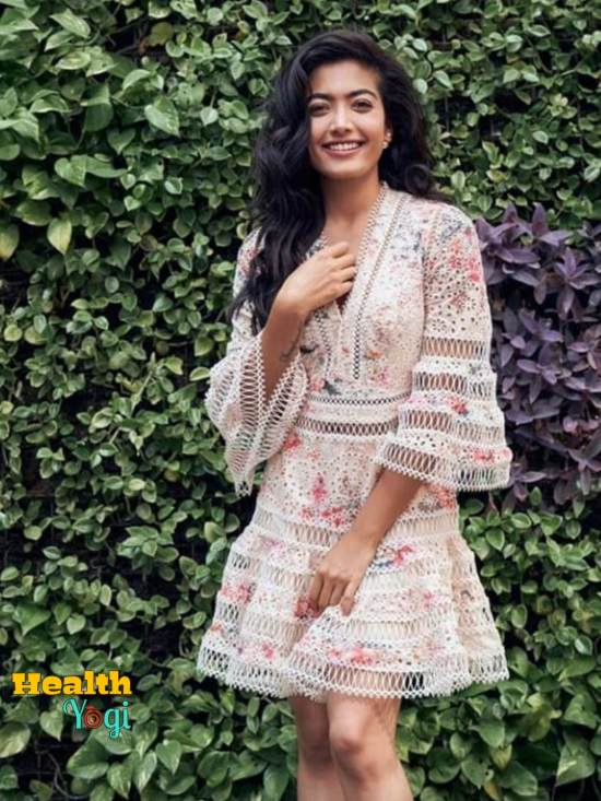 Rashmika Mandanna Fitness