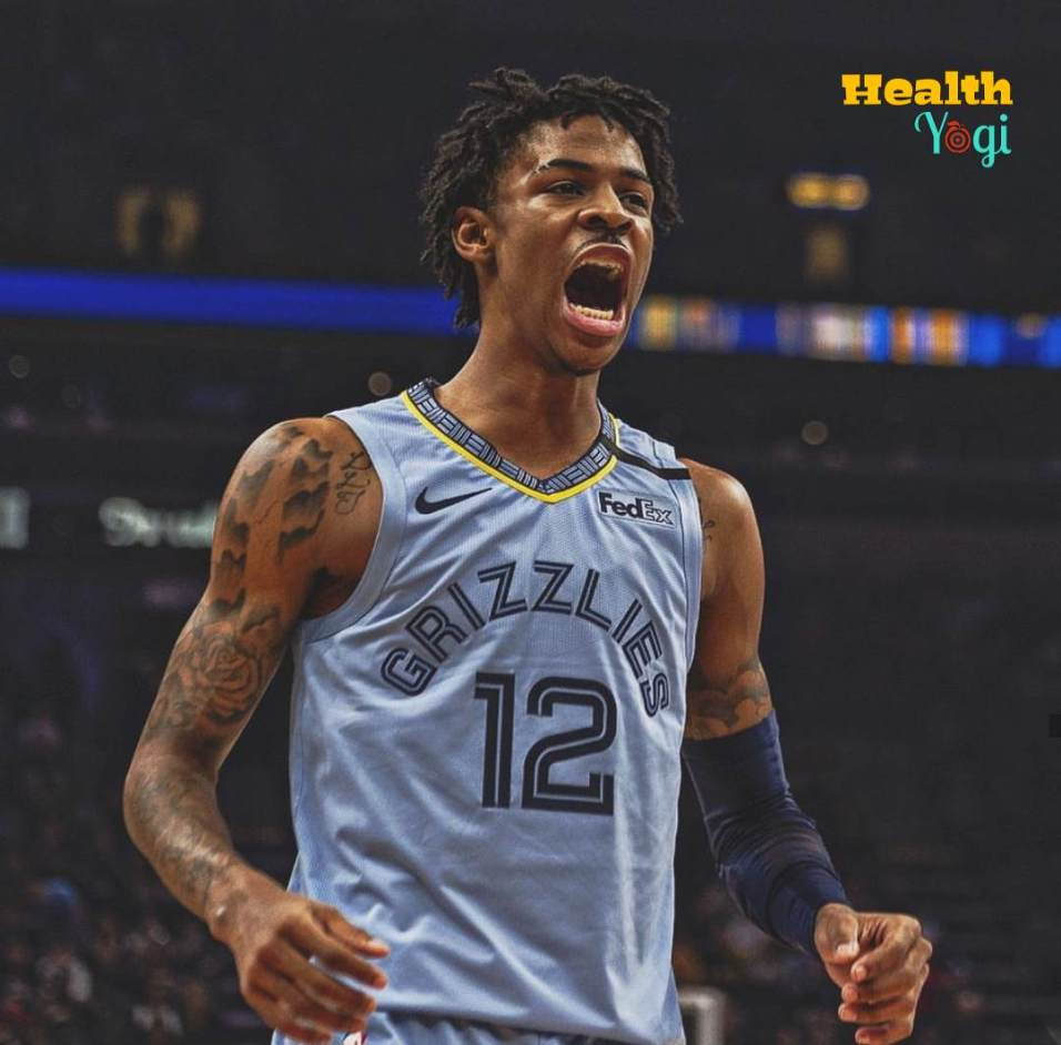 Ja Morant Workout Routine and Diet Plan