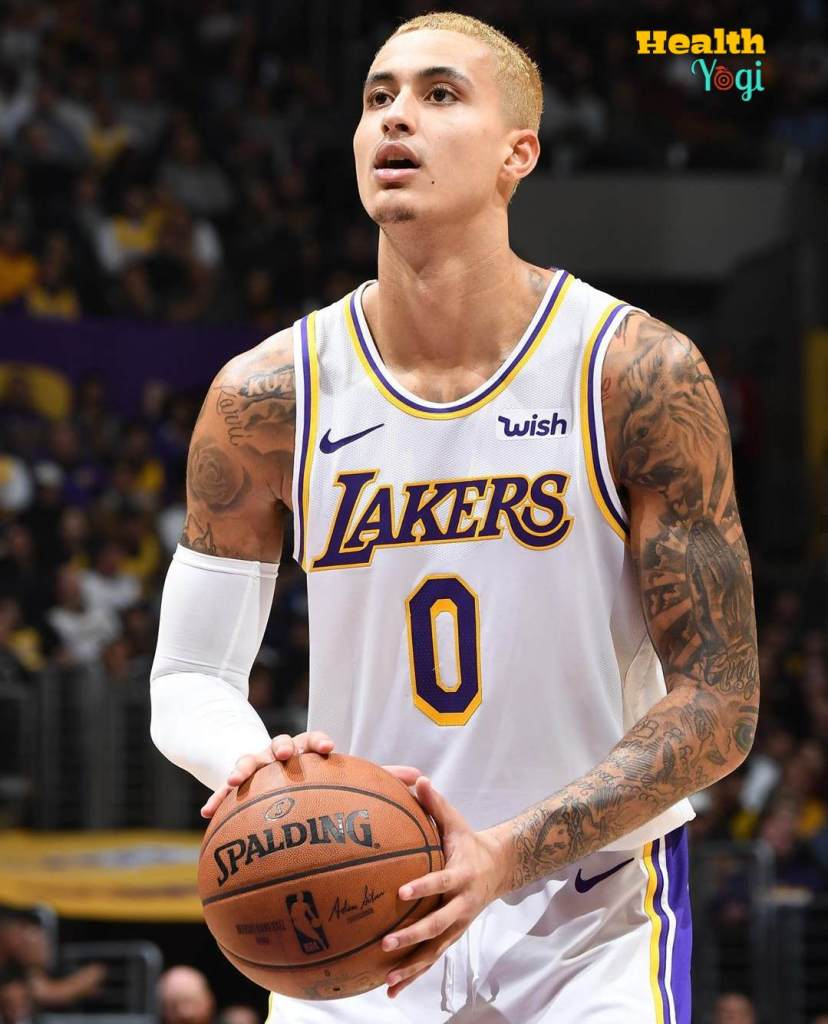 Kyle Kuzma Workout Routine and Diet Plan
