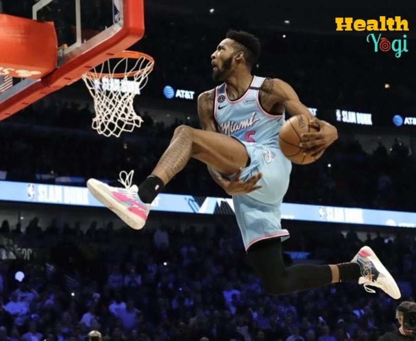 Derrick Jones Jr Vertical Jumps Workout