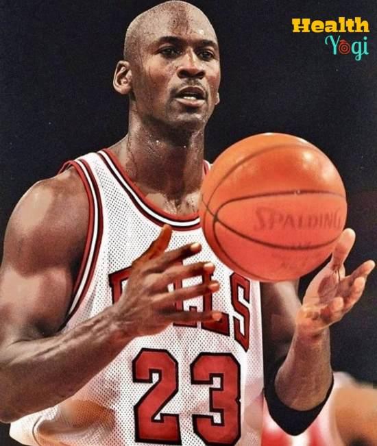 Michael Jordan Diet