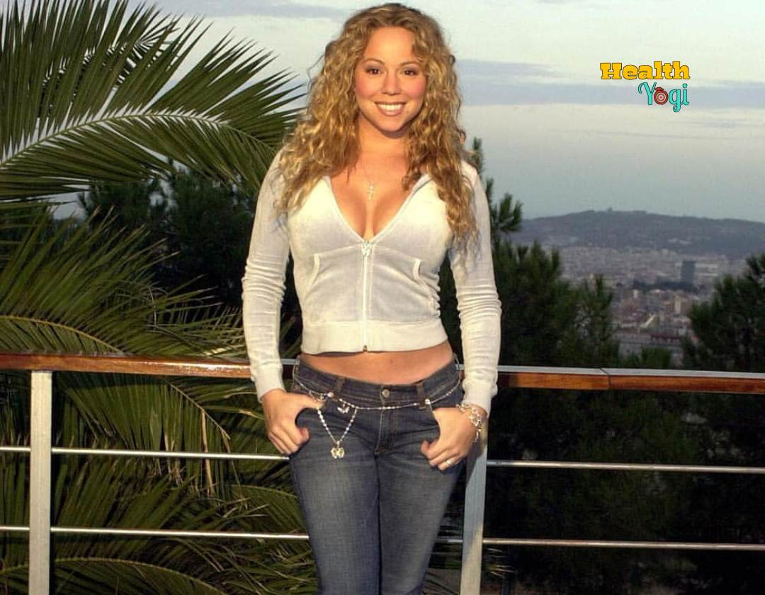 Mariah Carey Workout Routine and Diet Plan