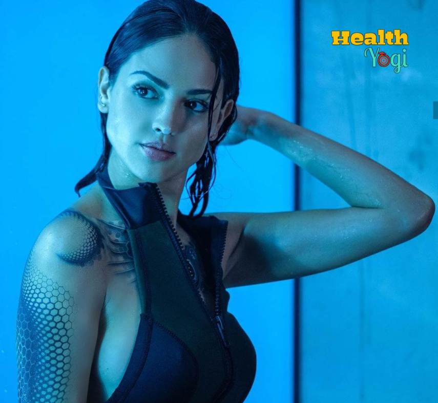 Eiza Gonzalez Diet Plan