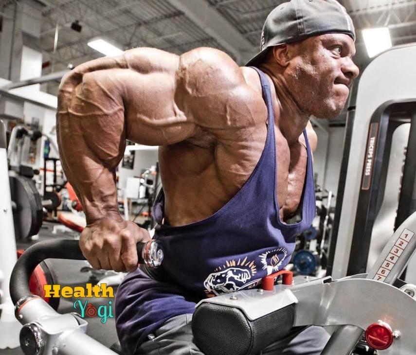 Phil Heath Workout Routine