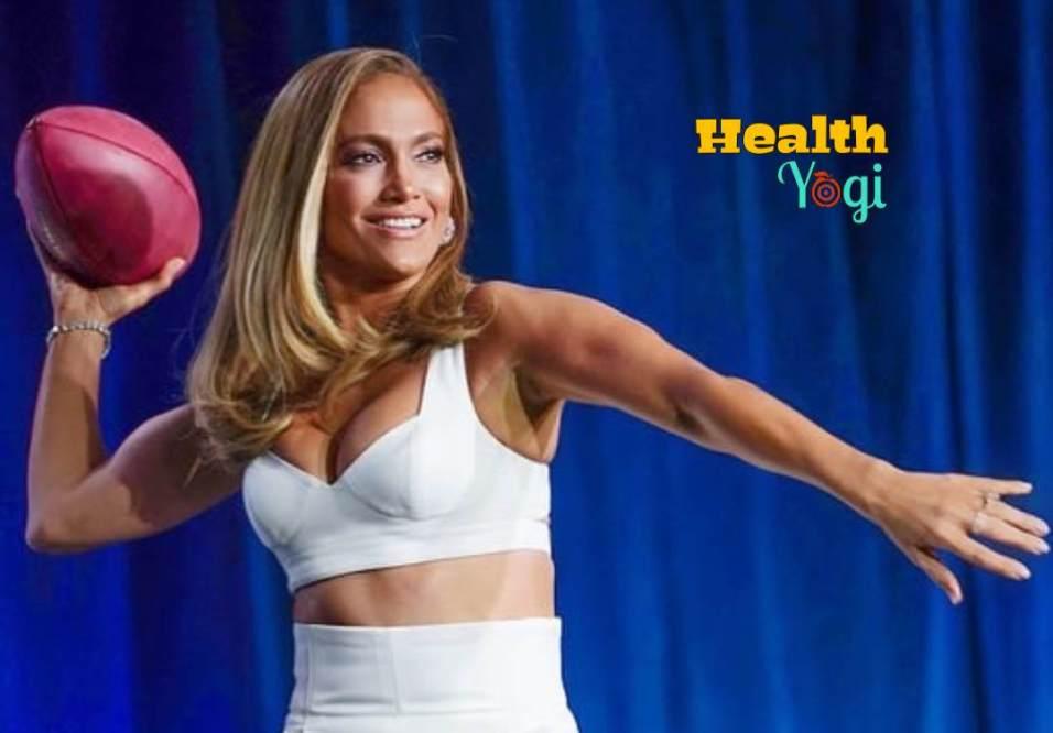 Jennifer Lopez Exercise Plan