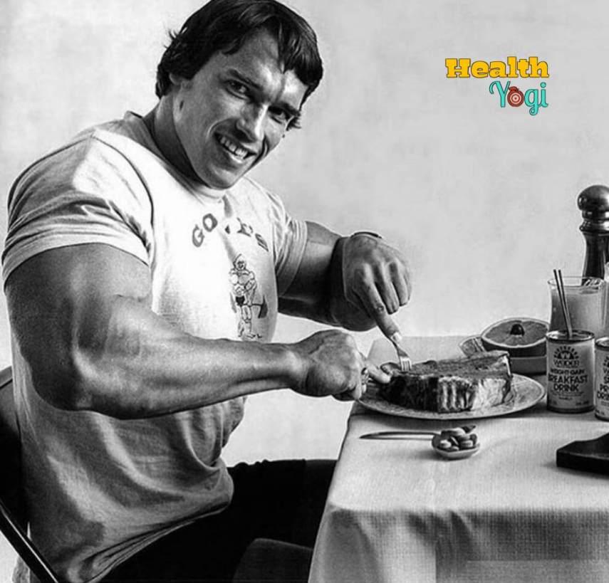 Arnold Schwarzenegger Meal Plan