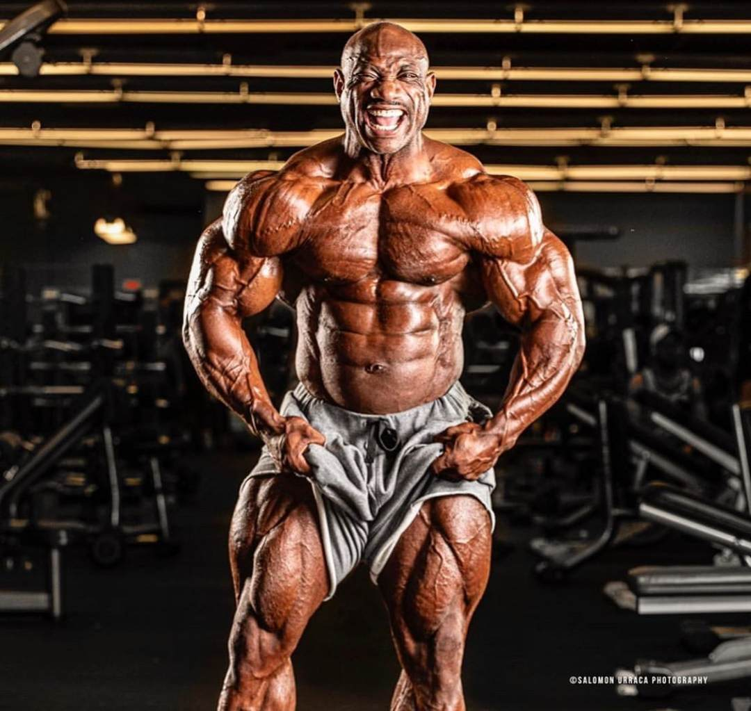 Bodybuilder Dexter Jackson Workout Routine and Diet Plan