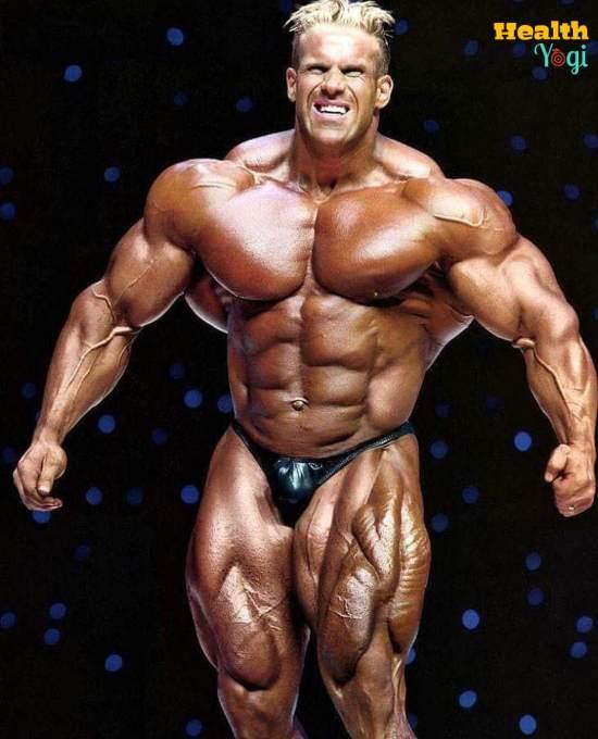 Jay Cutler Full Body Photo