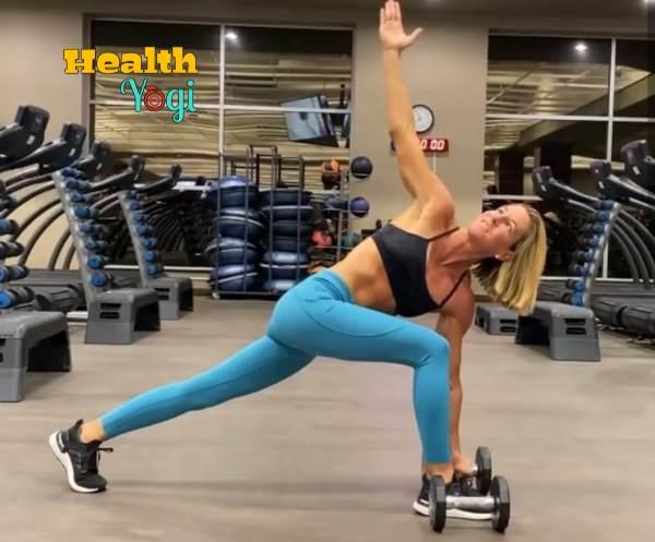 Kira Stokes Workout routine