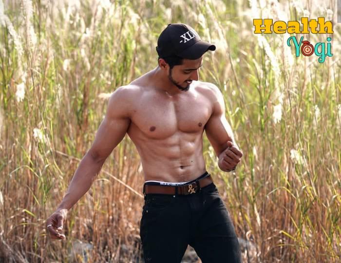 Faisal Shaikh Fitness
