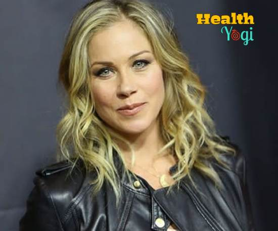 Christina Applegate Diet Plan