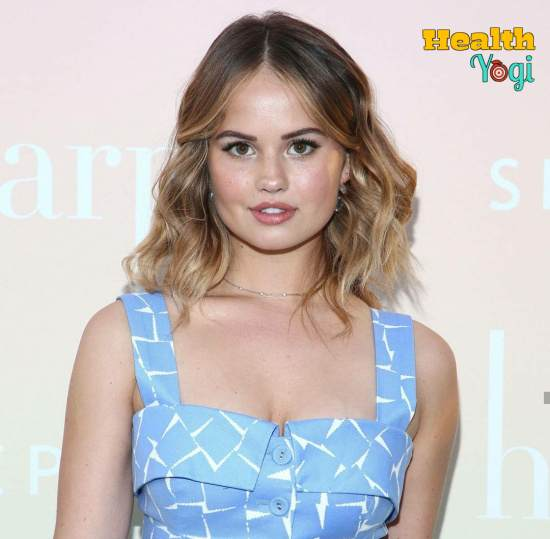 Debby Ryan Workout Routine and Diet Plan