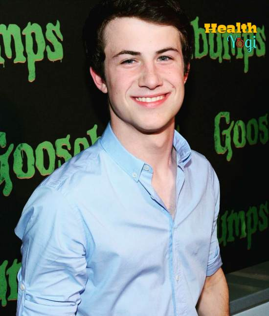 Dylan Minnette Workout Routine and Diet Plan