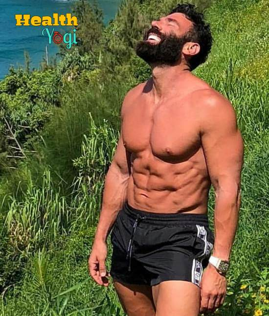 Dan Bilzerian Workout Routine and Diet Plan