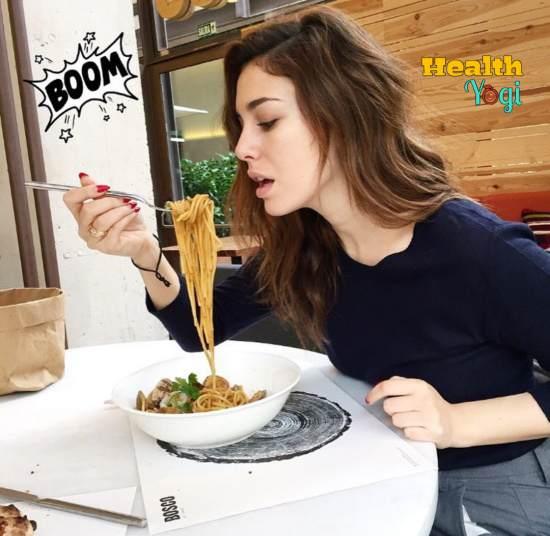 Blanca Suárez Diet Plan