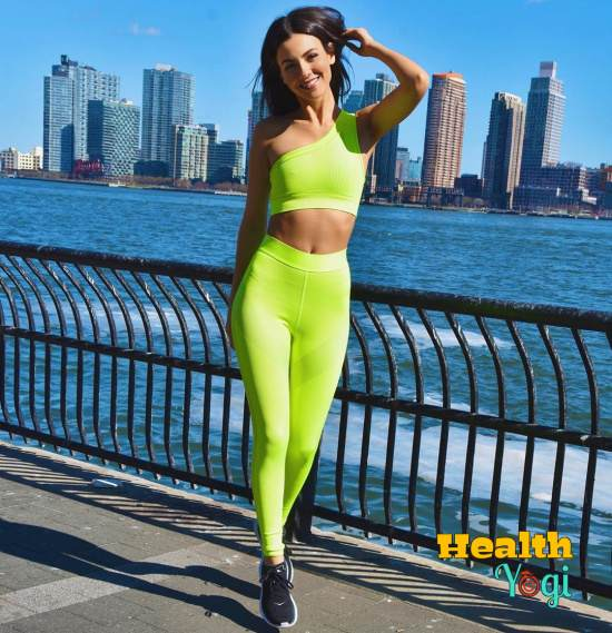 Victoria Justice Workout Routine