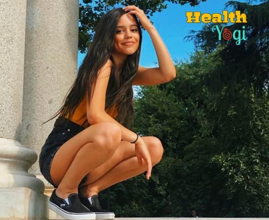 Jenna Ortega Workout