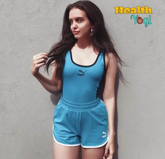 Lilimar Hernandez Workout Routine and Diet Plan