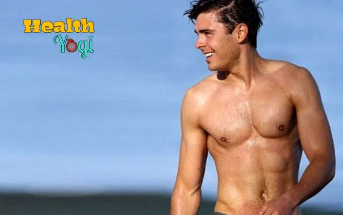 Zac Efron Workout Routine and Diet Plan for Down to Earth