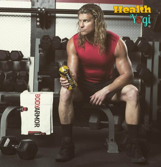 Dolph Ziggler Workout Routine