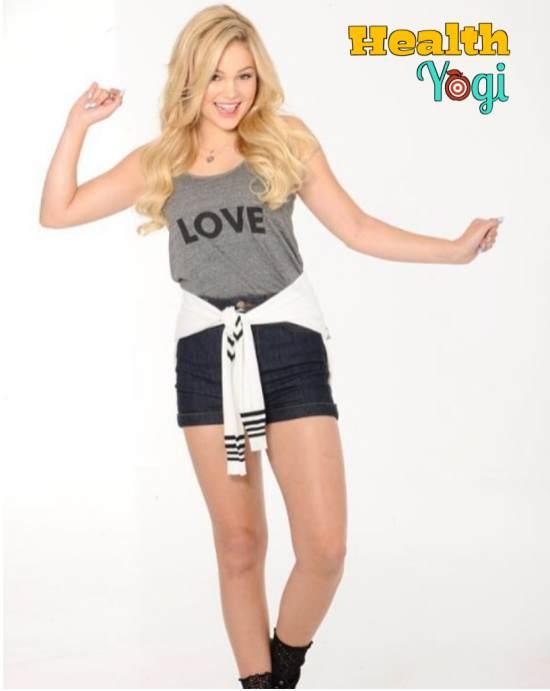 Olivia Holt Workout Routine