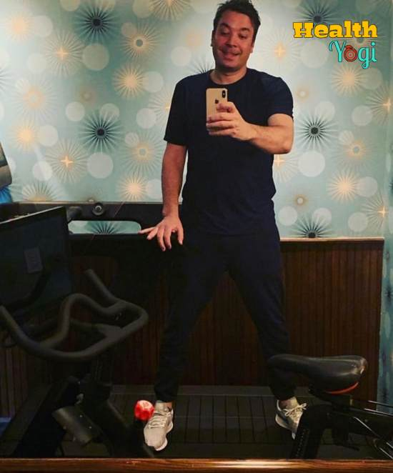 Jimmy Fallon Workout Routine and Diet Plan
