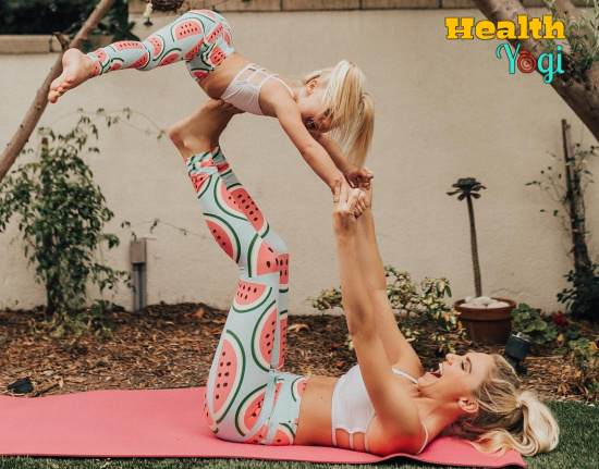 Savannah LaBrant Workout Routine