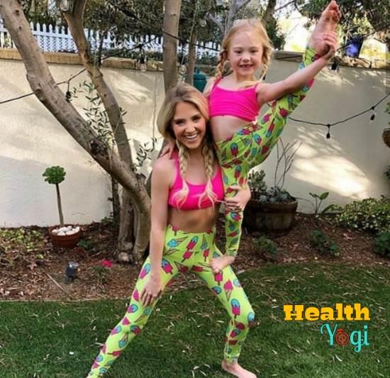 Savannah LaBrant Exercise