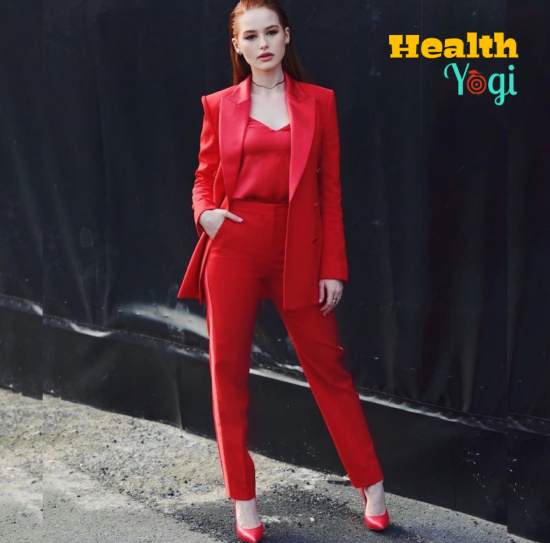 Madelaine Petsch Workout Routine and Diet Plan