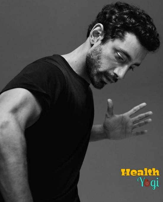 Riz Ahmed Workout Routine and Diet Plan