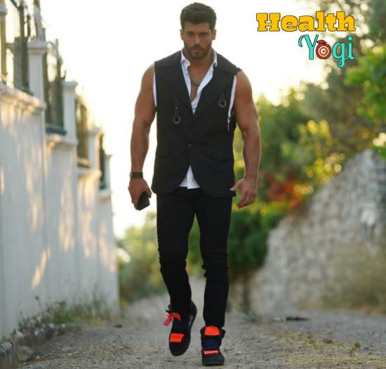 Can Yaman Diet Plan