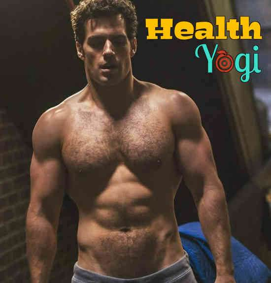 Henry Cavill Workout Routine [2021]