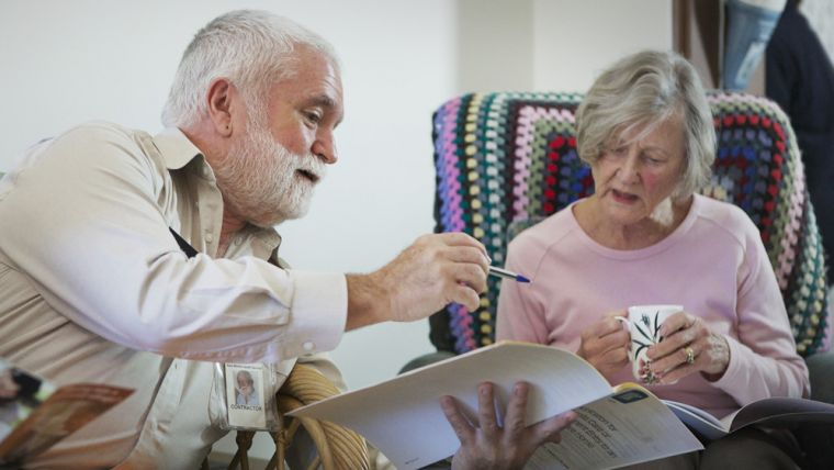 Our portfolio - Ageing and aged care